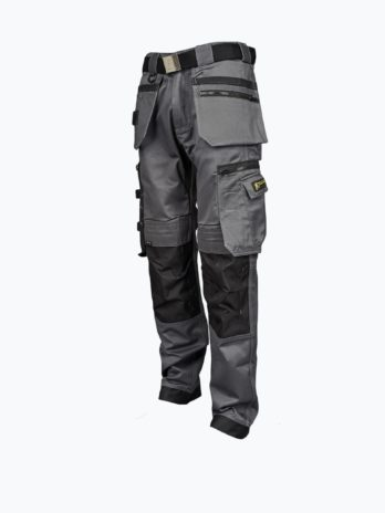 Work Trousers CONSTRUCTOR stretch grey