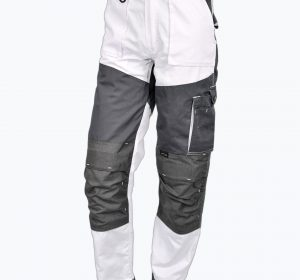 Broek-Pantalon corda stretch